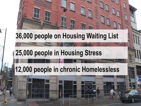Build Homes NOW - Sinn Féin tell Housing Executive and Dept of Communities
