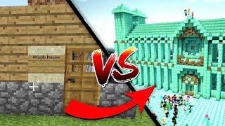 Zengİn Vs Fakİr Hayati #8 - Minecraft
