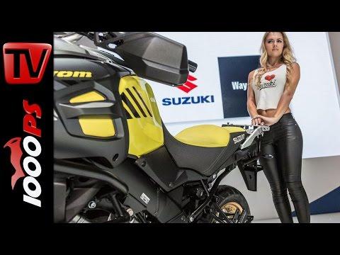 Suzuki Neuheiten 2017 - Weltpremiere