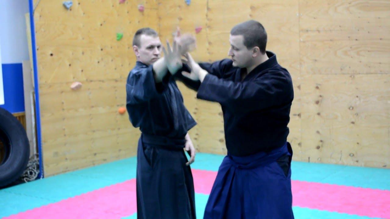 Семинар по Aikijujutsu Кузьмин 2016