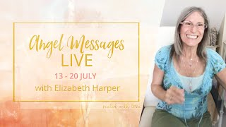 FREE ANGEL CARD READING INSPIRATION & MESSAGES FOR JULY 13-20