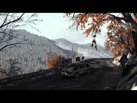 DiRT Rally - Audi Quattro Replay #ThatCar