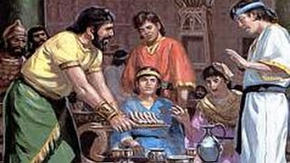 Daniel Chapter 1 - The Test of Faith - Loyalty to God