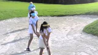Junior Girl Golf Clothes at Kissi Couture