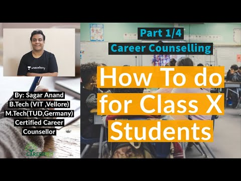 Class 10th Career Counselling| Aptitude Test | Stream Selection| Hindi