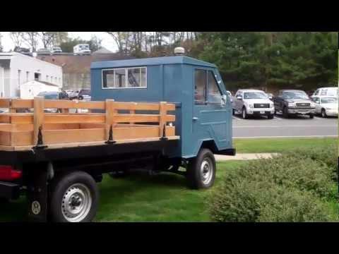 1978 Volkswagen La Hormiga shown in Glastonbury | Gene Langan Volkswagen
