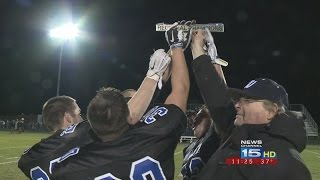 11/20/15 Highlight Zone - Segment 2 - Woodlan vs. Whiting preview