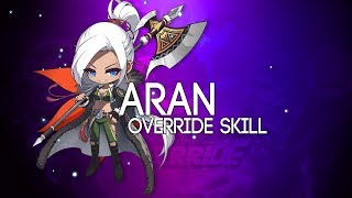 [Reboot] Aran OVERRIDE 5th Job Skill Showcase