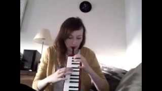The Debt Collector by Blur cover on Melodica