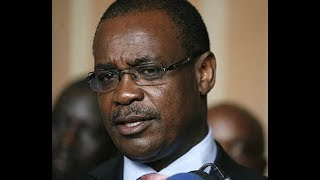 BREAKING NEWS: Former Nairobi Governor Evans Kidero arrested by EACC detectives