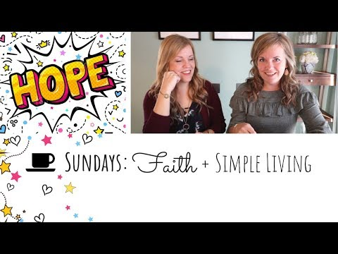 You NEED to HEAR this- or say this- either way! It's important! (Faith Simple Living) from YouTube · Duration:  12 minutes 49 seconds