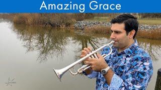 Amazing Grace ft. Jon Bhatia | Alias Brass Company