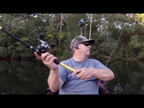 9/9/2017-Back At Winding River Park: Fishing Local