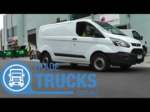 Ford Transit Custom | Review | Truck TV Australia