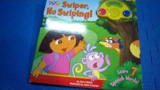 Swiper, No Swiping! Dora the Explorer