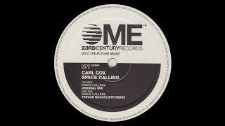 Carl Cox - Space Calling ( Trevor Rockcliffe Remix )
