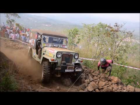 BINO cheramkuzhi { pala achayan} torck 2017 the off road challange kattappana