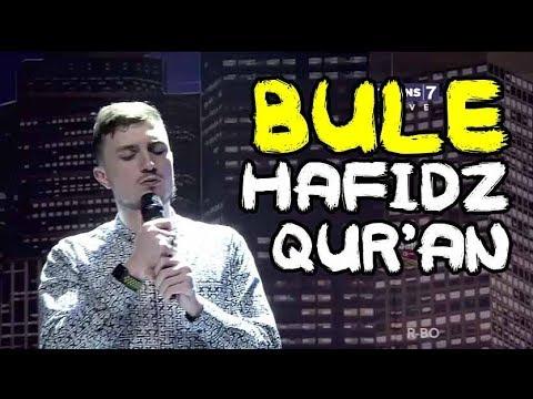 BULE HAFIDZ QUR'AN MUDA AMERIKA BIKIN DEDDY CHIKA TERTEGUN - Hitam Putih 14 November 2017