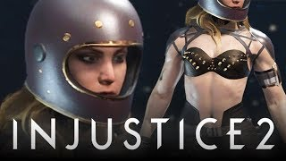 Injustice 2: Cancelled & Censored Female Gear System Pieces REVEALED! (Injustice 2: Cancelled Gear)