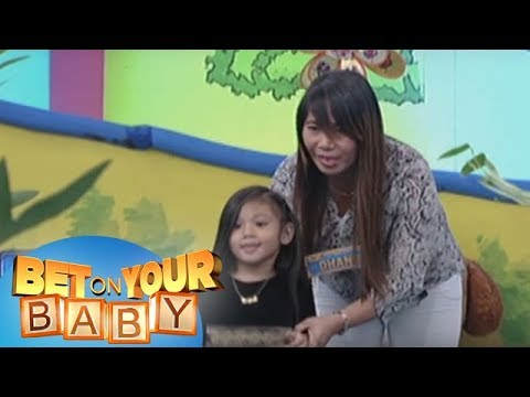 Bet On Your Baby: Baby Dome Challenge With Mommy Chang and Baby Sheena