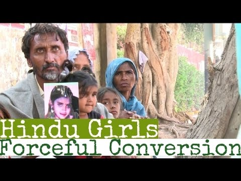 Pakistan : Hindu girls converted to Islam by force.