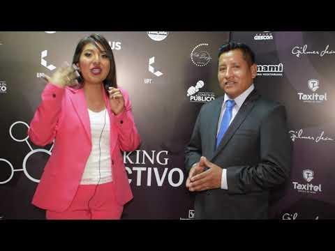 Evento Networking Efectivo / Entrevista Exclusiva A Gilmer León - Empresa Jeunesse