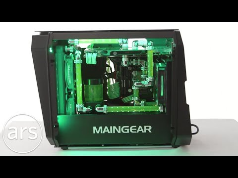Gorgeous Machines: MAINGEAR Computers | Ars Technica