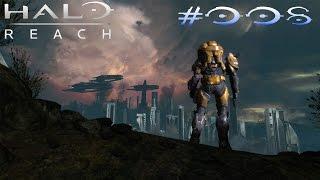 HALO REACH #008 - Die Allianz wird büßen! | Let's Play Halo Reach (Deutsch/German)