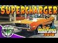 Car Mechanic Simulator 2018 : SuperCharger Engine Dodge Challenger Drag Car Restoration! (PC)