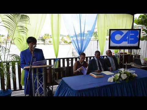 CAB New Brand Unveiling Event - September 29, 2017