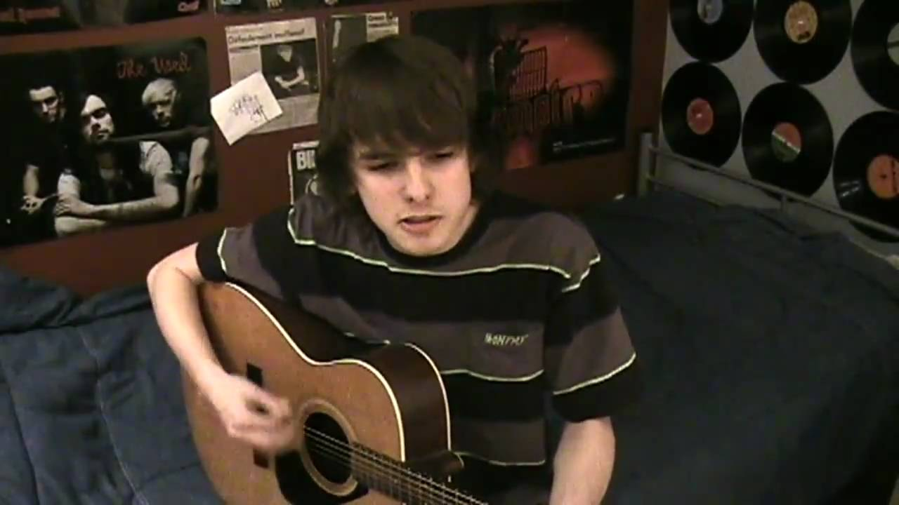 The Red Jumpsuit Apparatus Your Guardian Angel Acoustic Cover
