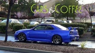 CARS & COFFEE Blackhawk, CA Auto Show // March 2017