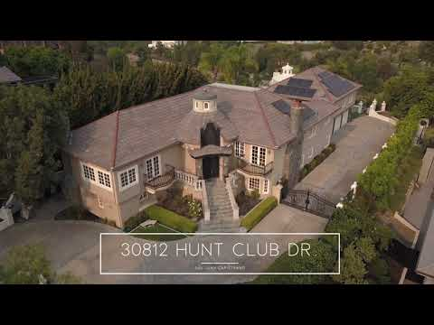 30812 Hunt Club Drive ~ Gorgeous Orange County Real Estate