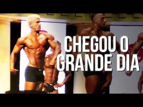 CHEGOU O GRANDE DIA    ARNOLD CLASSIC OHIO 2018