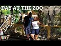 DAY AT THE ZOO| DT VLOG|PT. 1