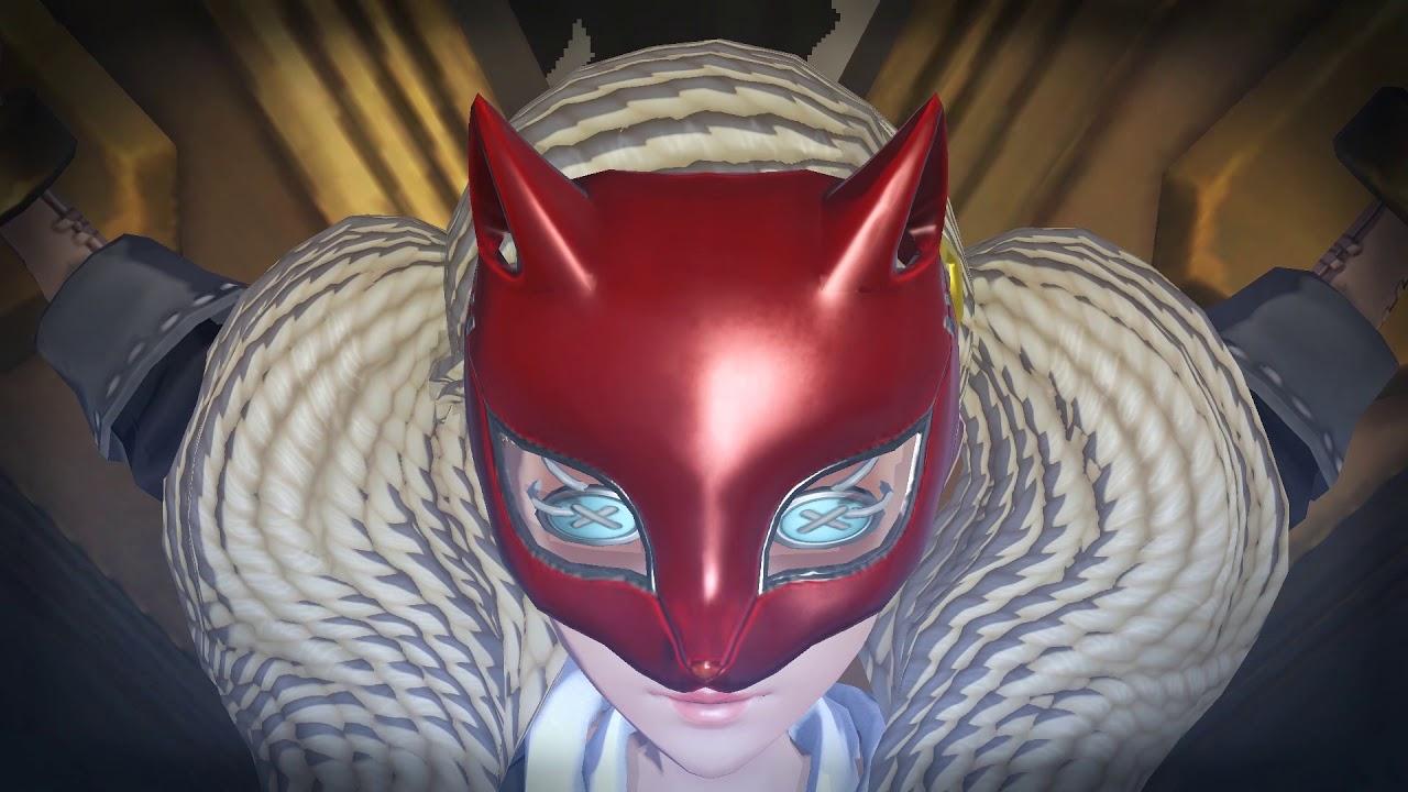 Panthera's awakening / Persona 5 / IDENTITY V
