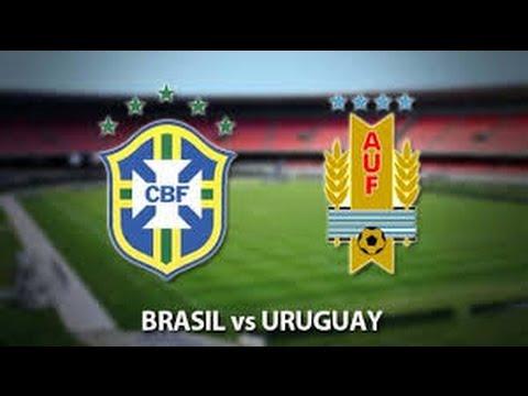 Live : Brazil - Uruguay 26/3