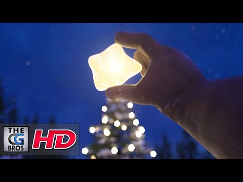 "CGI 3D Animated Short: ""Christmas Star""  - by 3dsense Media School"