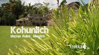 Kohunlich Mayan Ruins - Costa Maya, Mexico