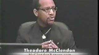 McClendon Report - Anti Intellectualism in the Hood