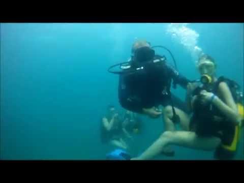 Diving in Mahdia, Tunis