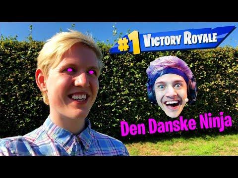 Oliver Enevoldsen - Den Danske Ninja (Fortnite Sang)