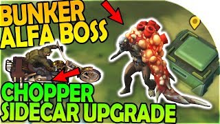Video BUNKER ALFA OVERSEER BOSS + CHOPPER SIDECAR UPGRADE INBOUND- Last Day On Earth Survival 1.6.7 Update download MP3, 3GP, MP4, WEBM, AVI, FLV Agustus 2018
