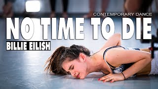 Billie Eilish - No Time To Die | Contemporary Dance | Choreography Sabrina Lonis