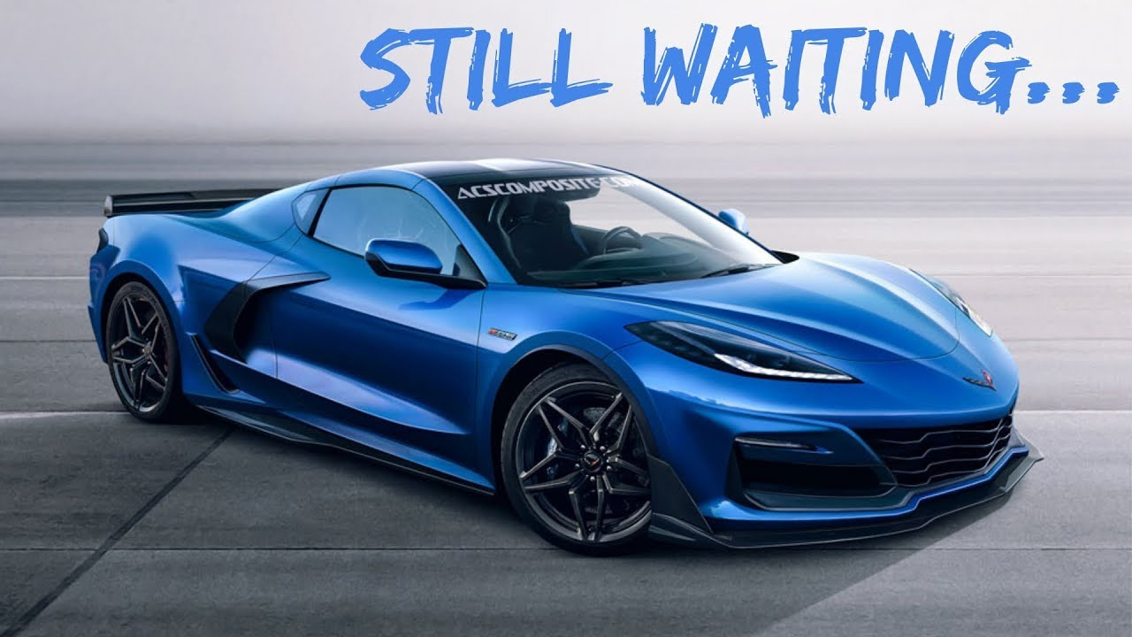 will the 2020 c8 corvette ever be revealed
