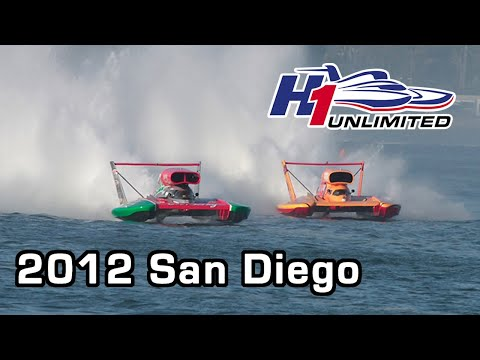 2012 H1 Unlimited San Diego Bayfair