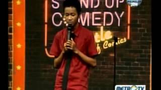 Yudha KELING Stand Up Comedy Saingan terberat Raditya Dika Part 2