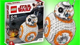 Lego Star Wars 75187 BB-8 , Крутий дроїд - ОГЛЯДИ LEGO