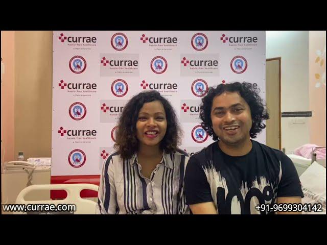 Dumpishree Pradhan | Birthing | Dr. Vidya Shetty | Currae Gynaec IVF Birthing Hospitals, Thane