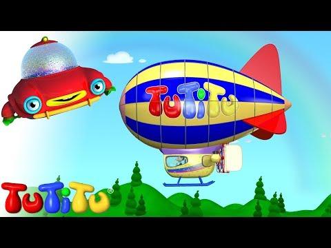 TuTiTu - Balonul dirijabil